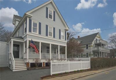 Newport Single Family Home Act Und Contract: 94 Bliss Rd