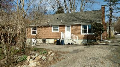 Johnston Single Family Home For Sale: 186 Simmonsville Av