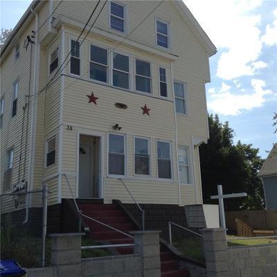 Providence Multi Family Home For Sale: 38 - 40 Seabury St
