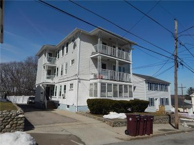 Woonsocket Multi Family Home For Sale: 277 - 279-28 Ward St