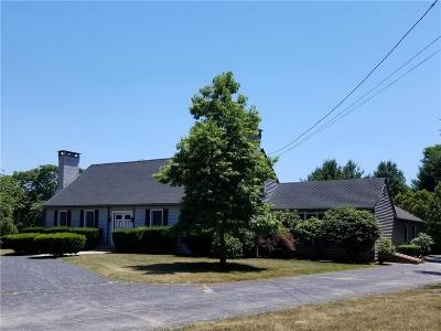East Greenwich Single Family Home For Sale: 110 Hamilton Dr