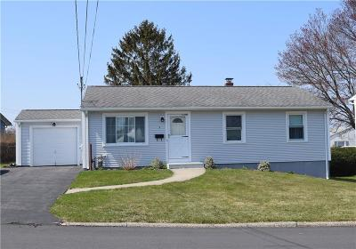 East Providence Single Family Home Act Und Contract: 5 Lawrence Dr