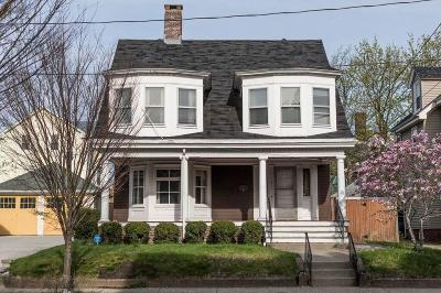 Pawtucket Single Family Home For Sale: 9 Daniels St