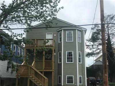 Providence RI Multi Family Home For Sale: $319,000