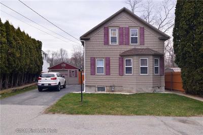 Johnston Single Family Home For Sale: 99 Springfield Av