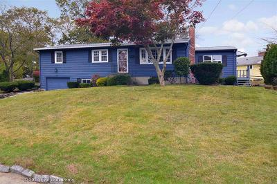 North Kingstown Single Family Home For Sale: 126 Paula Dr