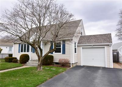 Cranston Single Family Home Act Und Contract: 14 Saxonia Rd