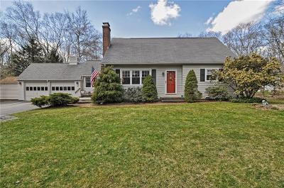 South Kingstown Single Family Home For Sale: 128 South Rd