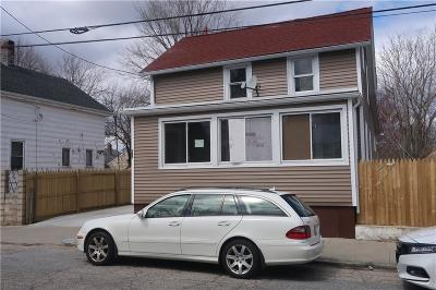 Providence Single Family Home Act Und Contract: 107 Hendrick St