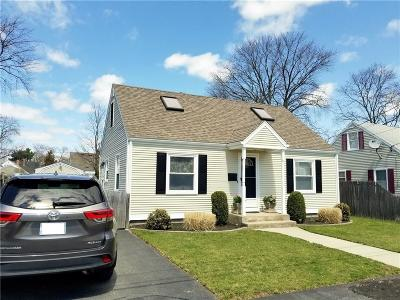 Pawtucket Single Family Home Act Und Contract: 46 Martin St
