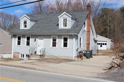 Coventry Multi Family Home For Sale: 74 - 76 South Main St