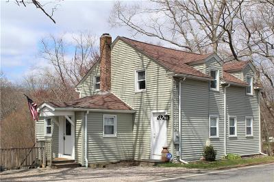 North Kingstown Single Family Home Act Und Contract: 379 Railroad Av