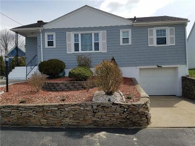 Cranston Single Family Home For Sale: 252 Magnolia St