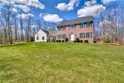 Scituate Single Family Home For Sale: 55 Oakwood Dr