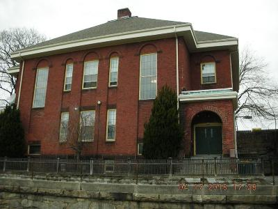 Woonsocket Condo/Townhouse For Sale: 388 Vose St, Unit#2 #2