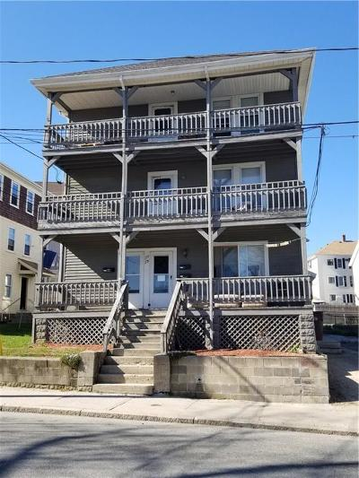 Woonsocket Multi Family Home For Sale: 277 Mason St