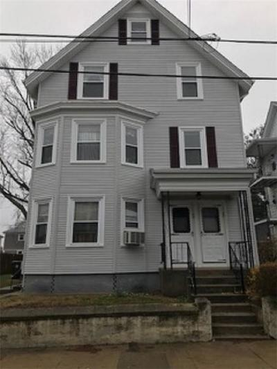 Central Falls Multi Family Home For Sale: 28 Phoenix St