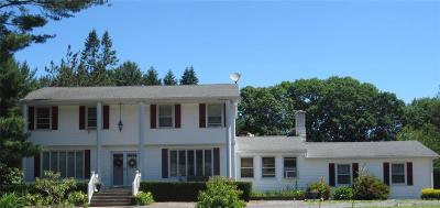 Scituate Single Family Home For Sale: 14 Castle Dr