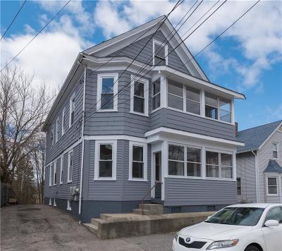 Providence RI Multi Family Home For Sale: $264,900