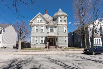 Woonsocket Multi Family Home Act Und Contract: 65 Morton Av