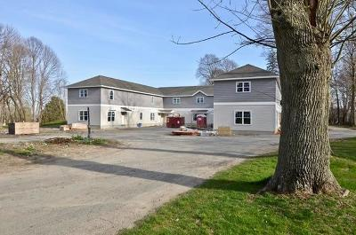Portsmouth Condo/Townhouse Act Und Contract: 94 Sandy Point Farm Rd, Unit#9 #9