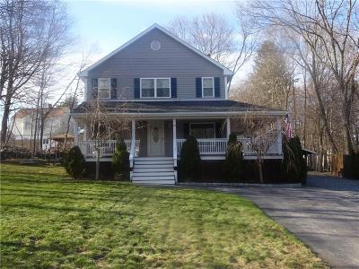 Coventry Single Family Home For Sale: 18 Centre St