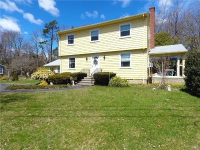 Warwick Single Family Home For Sale: 135 Hill Top Dr