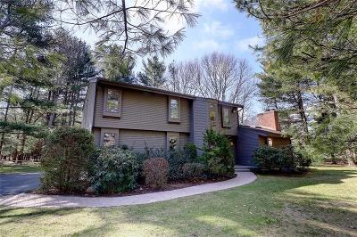 Bristol County Single Family Home For Sale: 477 New Meadow Rd