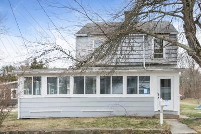 Burrillville Single Family Home For Sale: 135 Railroad Av