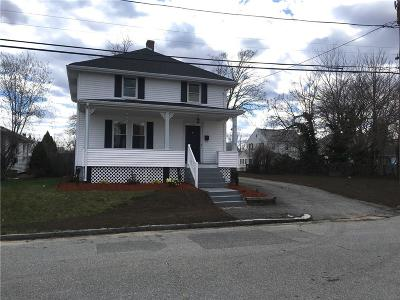 Cranston Single Family Home For Sale: 18 Brookwood Rd