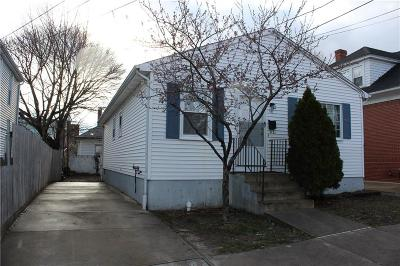 Providence Single Family Home For Sale: 58 Commodore St