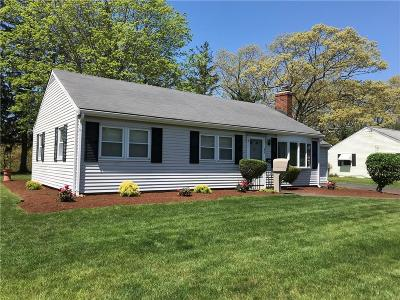 Warwick Single Family Home For Sale: 247 Richmond Dr