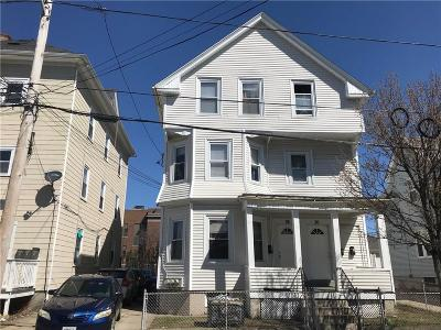 Providence Multi Family Home For Sale: 28 - 30 Wisdom Av