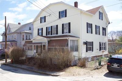 Woonsocket Multi Family Home For Sale: 108 Parker St