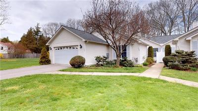 North Kingstown Condo/Townhouse For Sale: 520 Boston Neck Rd