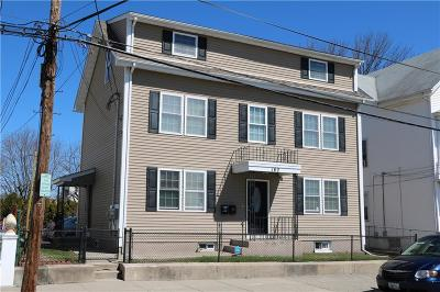 Pawtucket Multi Family Home For Sale: 160 Meadow St