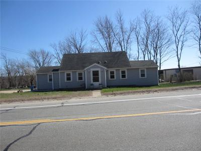 Cranston Single Family Home For Sale: 2430 Plainfield Pike