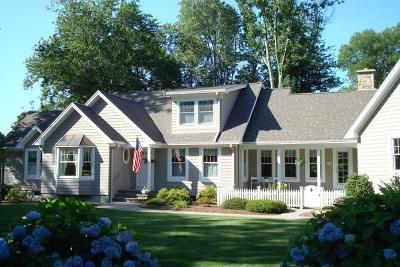 Scituate Single Family Home For Sale: 25 White Birch Cir