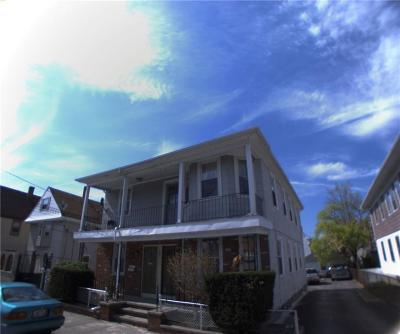 Providence Multi Family Home Act Und Contract: 183 Clarence St