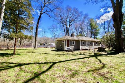 Westerly Single Family Home Act Und Contract: 13 Hiscox Rd