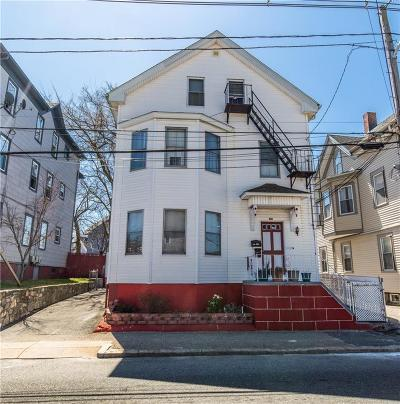 Providence Multi Family Home For Sale: 316 Orms St