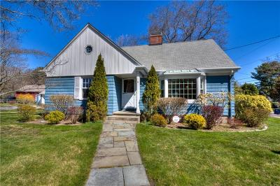North Kingstown Single Family Home Act Und Contract: 270 Essex Rd
