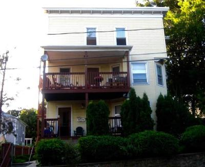 Woonsocket Multi Family Home For Sale: 563 Blackstone St