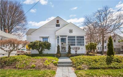 Providence Single Family Home For Sale: 61 Hazael St