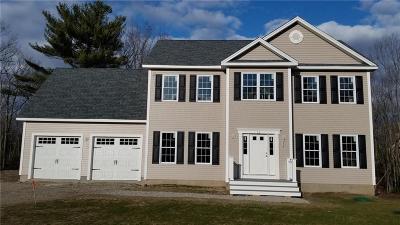 Smithfield Single Family Home For Sale: 11 Carltons Trl