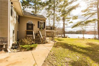 Glocester Single Family Home For Sale: 96 Lake View Dr
