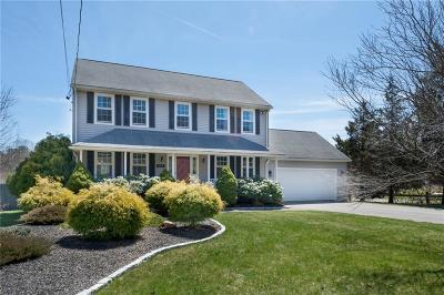 Burrillville Single Family Home Act Und Contract: 655 Victory Hwy