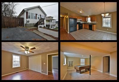 Woonsocket Single Family Home For Sale: 147 Mount Saint Charles Av