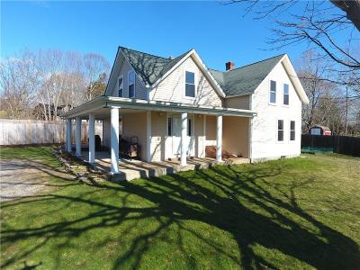 South Kingstown Single Family Home For Sale: 20 Uncle Sams Lane