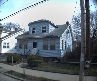 Providence Single Family Home For Sale: 20 Spicer St